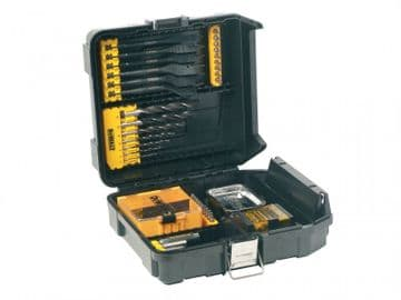 DT9282 Mini MAC Wood Drilling Kit Set, 40 Piece
